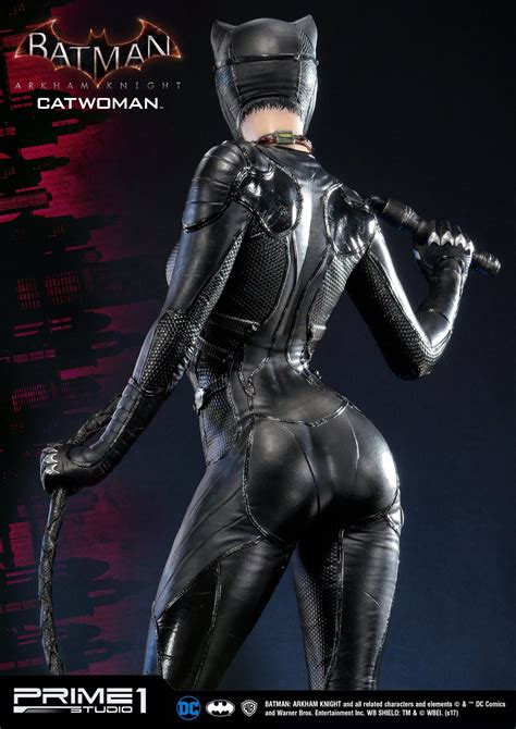 Batman Arkham Knight Catwoman Statue By Prime 1 Studio