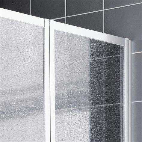 kermi vario 2000 kermi vario 2000 faltwand 3 fl 252 gelig auf badewanne kerolan perl silber mattglanz