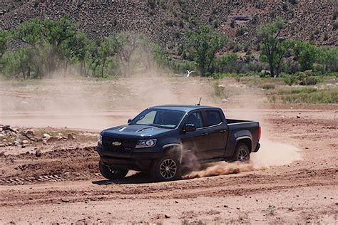 Colorado With A Duramax by Chevrolet Colorado Zr2 Powered By Duramax