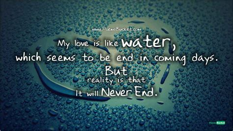 love   water  love quotes