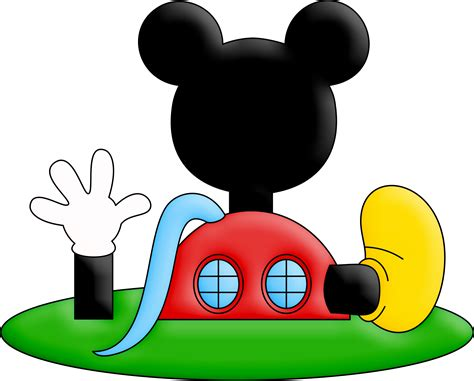 Mickey mouse y sus amigos png descarga gratis. Casa Do Mickey Em Png Clipart - Full Size Clipart (#182434 ...