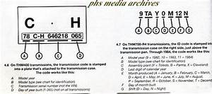 Rh 9077  Olds Gm Transmission Identification Schematic Wiring