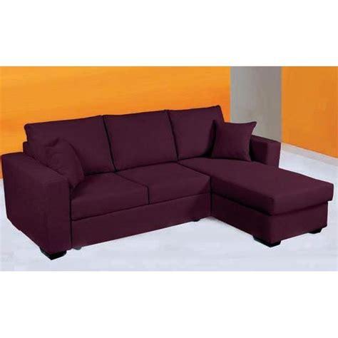 canapé d angle lit canapé d 39 angle convertible en lit tissu achat