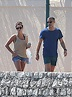Ryan Giggs displays toned physique in South of France with wife Stacey | Daily Mail Online