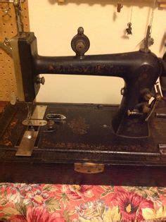 vintage davis sewing machine vertical feed 1868 1920 sewing machines vintage and