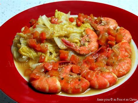 acheter chinois cuisine crevettes au chou chinois sauce curry au four au