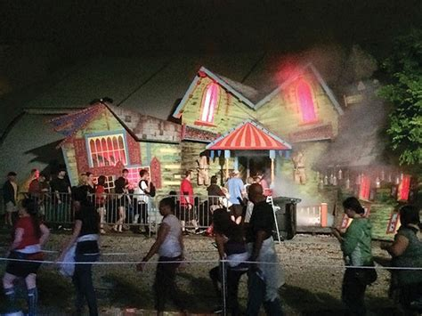Here?s your haunted house hit list for Halloween Horror