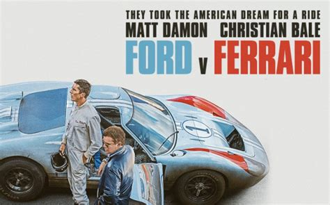 review film ford  ferrari menarik ditonton