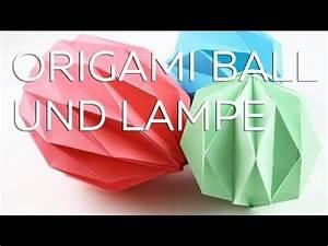 Origami Lampe Anleitung : best 25 origami ball ideas on pinterest paper balls origami tutorial and paper folding ideas ~ Watch28wear.com Haus und Dekorationen
