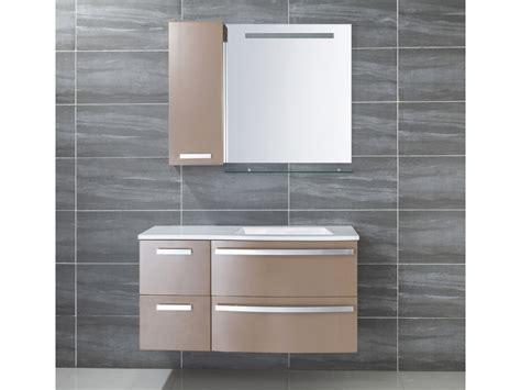 meuble salle de bain meubles salle de bains pas cher sur vente unique