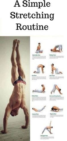 full body stretching routine images exercise