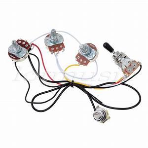 Aliexpress Com   Buy One Set Of Electric Guitar Wiring