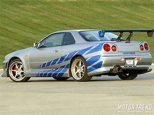 Nissan Skyline Fast And Furious : top 20 cars of the fast and the furious series motor trend ~ Medecine-chirurgie-esthetiques.com Avis de Voitures