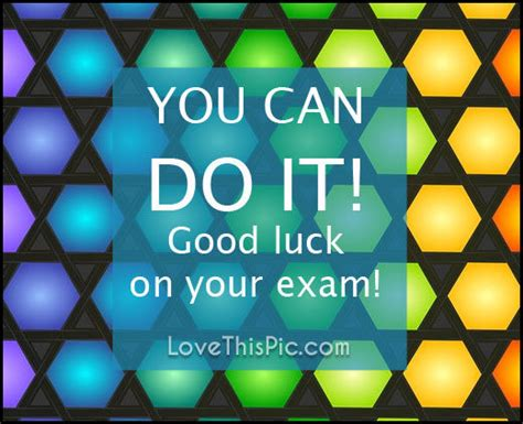 good luck   exam pictures
