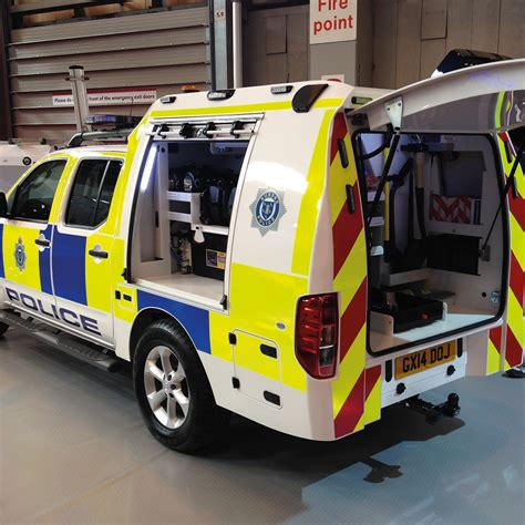 Emergency vehicle bodies - Strongs