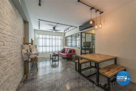 U-home Interior Design Pte Ltd Review : 4 Room Bto Renovation Package