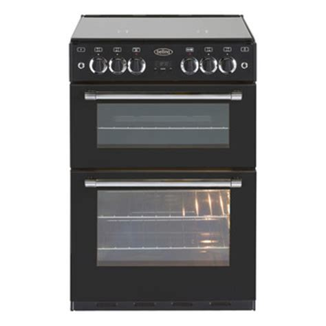 Belling Gas Cooker Classic 60G Black