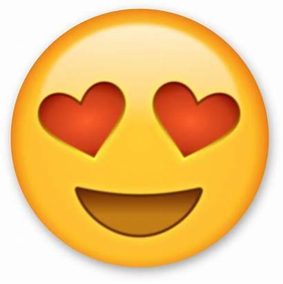 Emoji Heart Eyes Emojis Icons Vector Newdesignfile