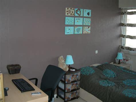 indogate com chambre grise et bleu