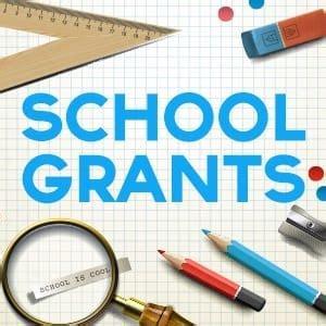 school playground grants 507 | School Grants Banner 2