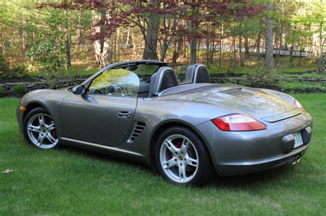 Used Porche Boxster by Used Porsche Boxster For Sale Athol Ma Cargurus
