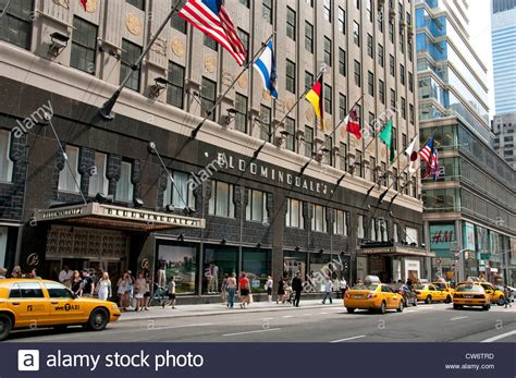 Bloomingdale's Department Store Lexington Avenue Manhattan