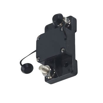 Wide Surface Mount Car Circuit Breaker For Audio