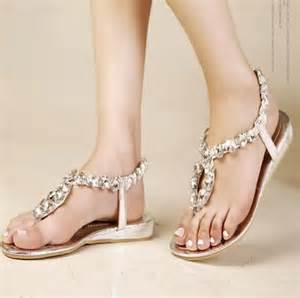 wedding shoes sandals flat sandal wedding shoes for wedding ipunya