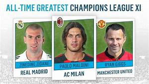 All-time greatest Champions League XI ahead of Real Madrid ...