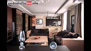 Wohnzimmer Braun Beige : wohnzimmer k che zusammen holzm bel braun beige farben youtube ~ A.2002-acura-tl-radio.info Haus und Dekorationen