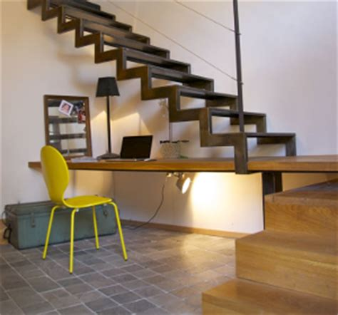 am駭agement bureau sous escalier créer un coin bureau sous l 39 escalier habitatpresto