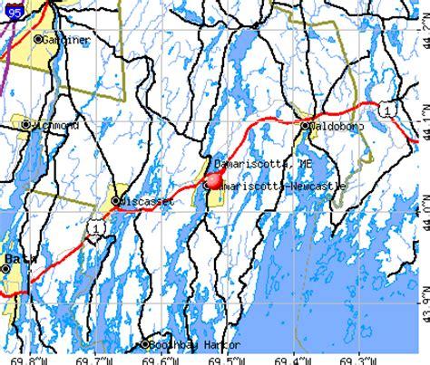 offenders in maine map damariscotta maine me 04543 profile population maps