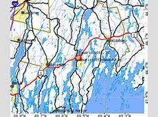 Damariscotta, Maine ME 04543 profile population, maps