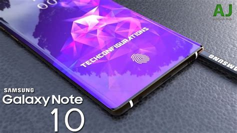 samsung galaxy note 10 killer leaks