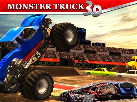 3d monster truck racing games 3d monster truck apk download free racing game for