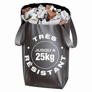 Sacs à Gravats : 5 sacs gravats 50 litres castorama ~ Nature-et-papiers.com Idées de Décoration