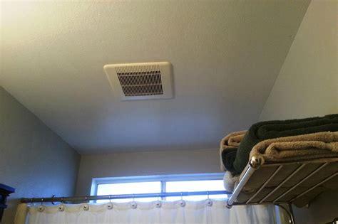 replace bathroom exhaust fan between floors how to install a bathroom exhaust fan bathroom exhaust