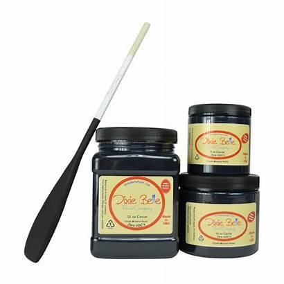 Dixie Paint Belle Caviar Chalk 8oz Mineral