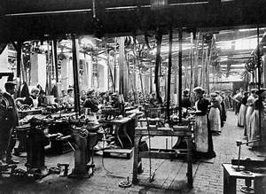 Women workers in a bicycle factory 1900 - Conventry, UK ...