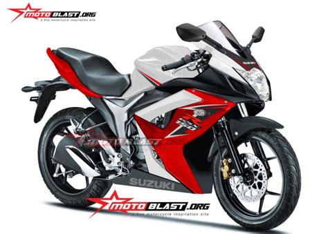 rendered suzuki gsx   fully faired gixxer