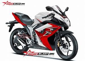 RENDERED: Suzuki GSX-R 150, fully-faired Gixxer 155