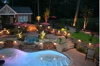 backyard lighting ideas Outdoor Lighting Unique | Simple Home Decoration