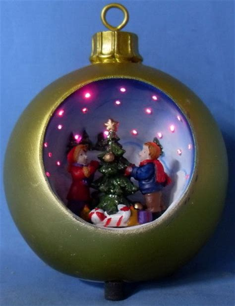 china fiber optic christmas ornament 16102a china