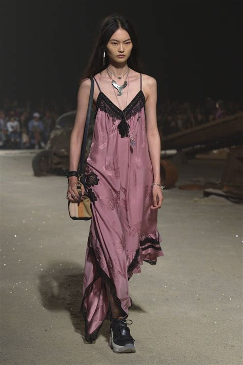 Coach Spring Summer 2019 Women's Collection  The Skinny Beep