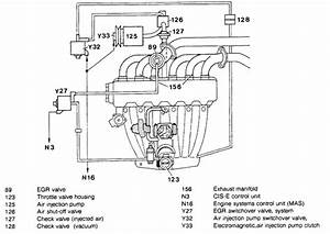 I Need The 1991 300e Vacuum Line Diagram They Got