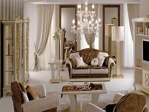 Elegant Living Rooms With High Style