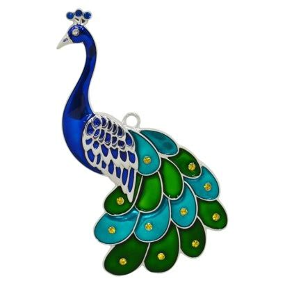 peacock ornament christmas projects and gifts pinterest