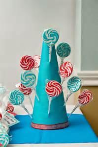 DIY Lollipop Stand