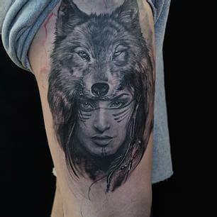 native american  point tattoo ideas