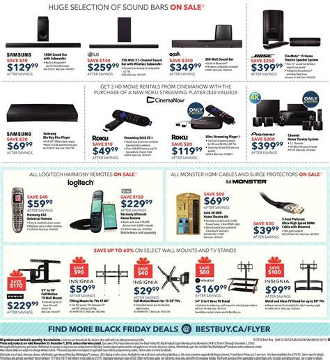 best buy circulaire black friday